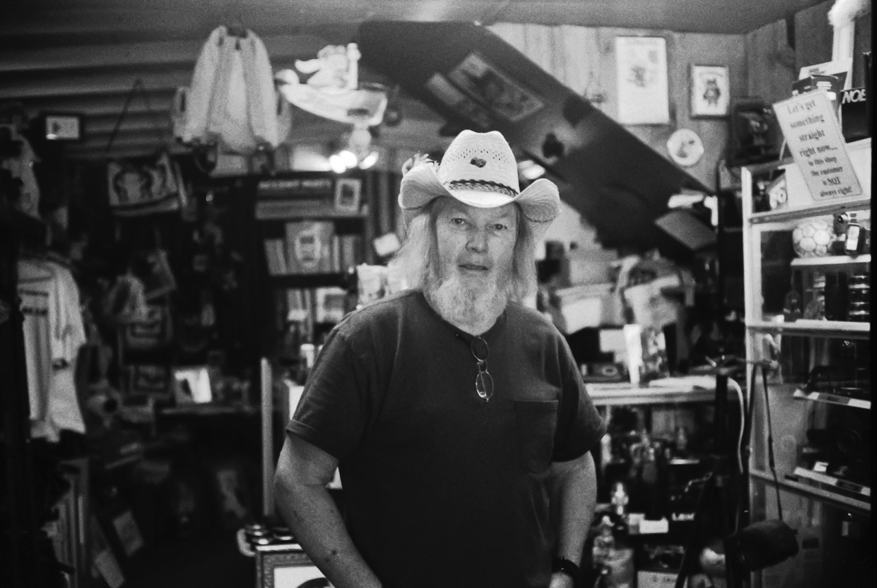 """My home collection is easily twice the size of what you see in this store""  I really regret not writing down his name. This man owns a camera shop about 100 miles from the Grand Canyon. His shop is stocked with hundred upon thousands (if not more) of priceless Leicas, Hasselblads, and Zeiss glass."