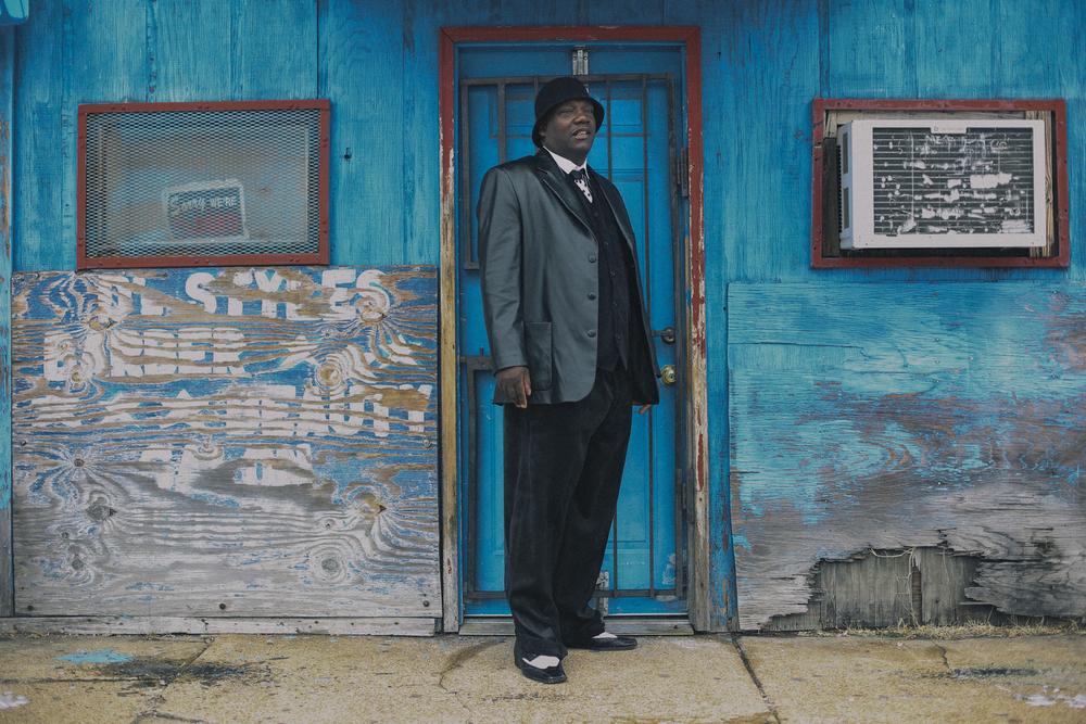 Rodney Cooper, before attending King Solomon church.