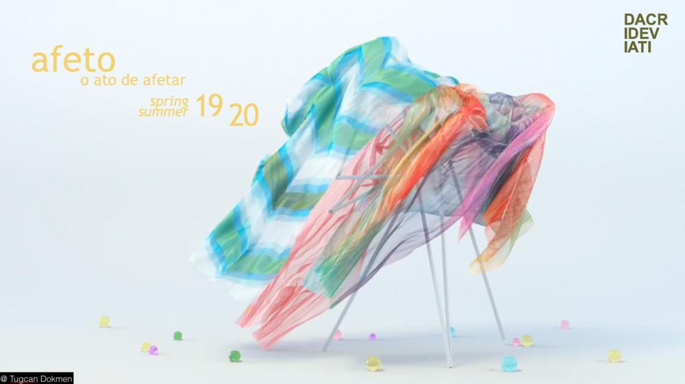 AFETO, O ATO DE AFETAR :: SS 19 @ Paris _ set 2017   Palestra sobre as movimentações estéticas atuais primeiramente exibida durante a reunião internacional do Première Vision Paris. A apresentação é dividida em 4 vertentes:Afeto pela Beleza, Afeto pela Cultura, Afeto pela Simplicidade e Afeto pelo Design.