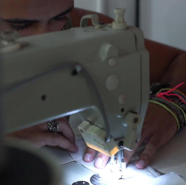 20/07/2018_ clique na imagem para TNT Lab     Residência Órbita: o coletivo de moda que resiste aos padrões, patrocinado pela TNT Energy Drink