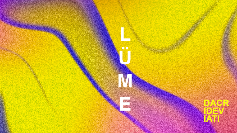 LÜME _ nov 2018   DACRI's end of year event. A moment to rethink the role of fashion creation today, realize new possibilities, meet new people and energize the mind to start 2019 on a new frequency.