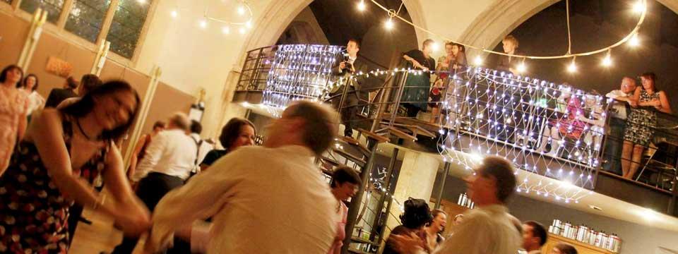 Cafe/foyer - drinks area