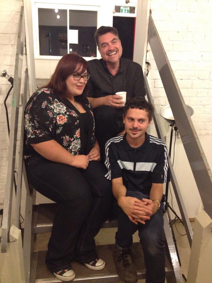 Clockwise: Loren McCarthy, Heath Brown & Jamie Tilley - The MAPHIA