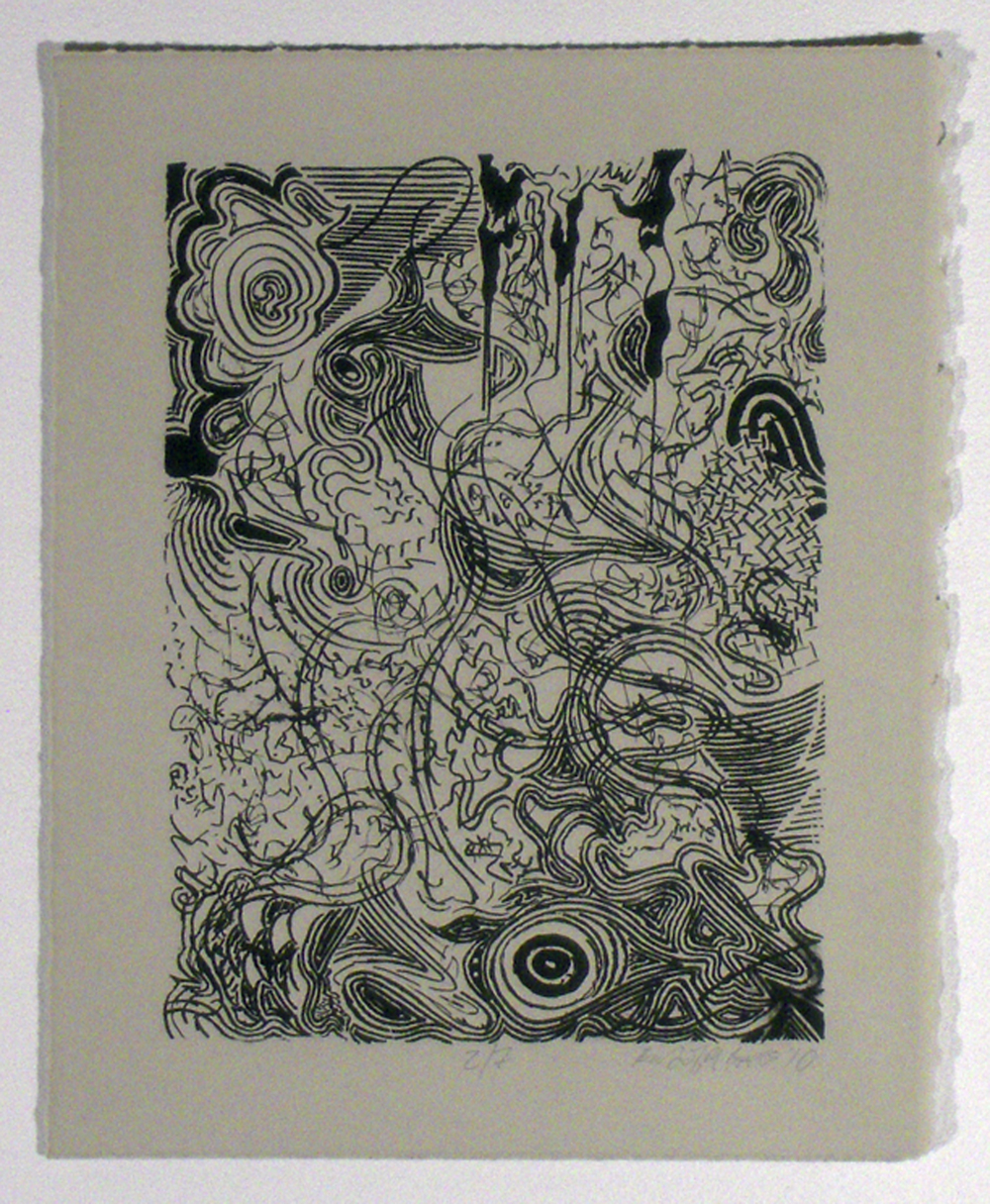 Sight of Sound Suite, 2 of 2, Lithograph, 10%22x8%22, 2010.jpg