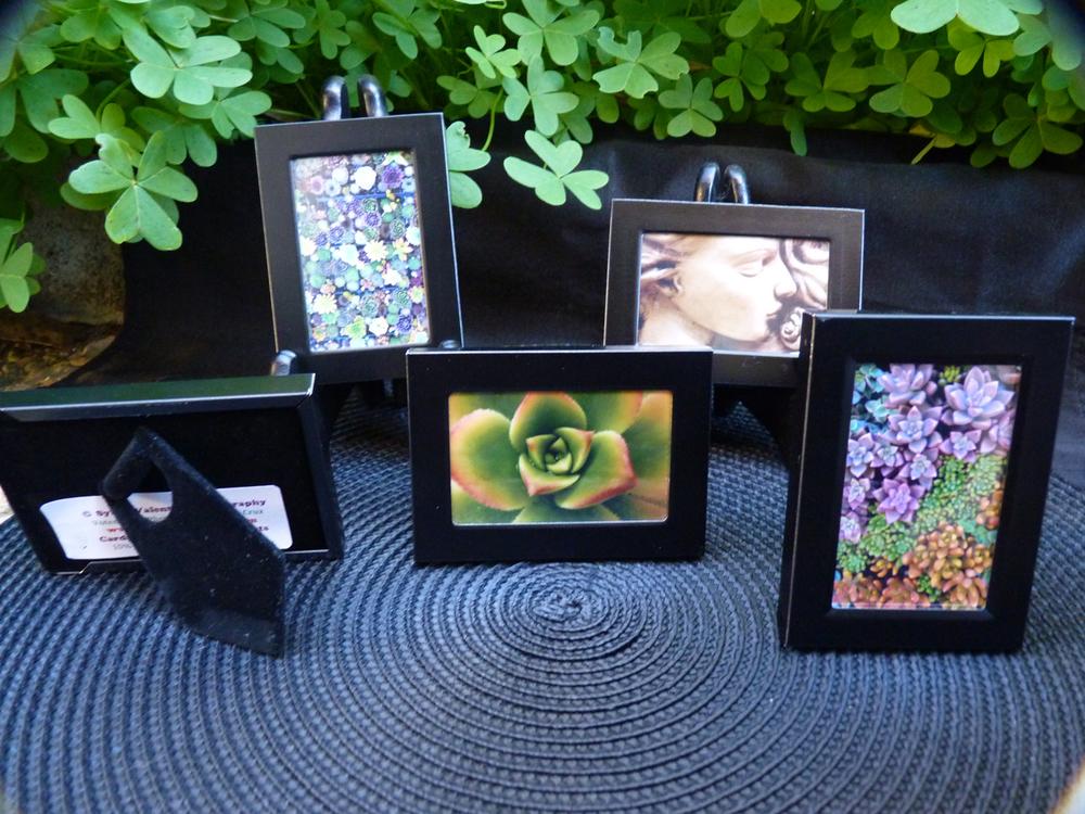 Handmade Ceramic Photo Frames