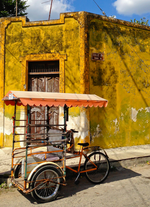 Tricycle, Mexico