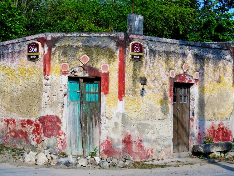 Calle 32B, Mexico