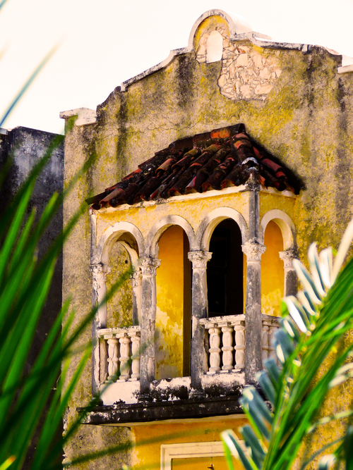 Merida Balcony, Mexico