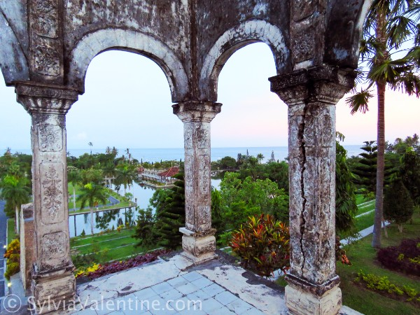 Water Temple Arches Bali