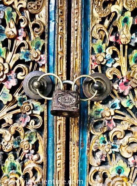 Door Lock Vertical Bali
