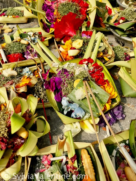 Incense Offerings Bali