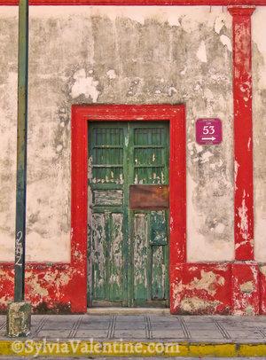 Calle 53, Merida, Mexico