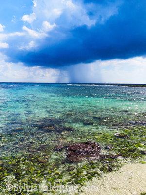 Ocean Storm, Yucatan, Mexico