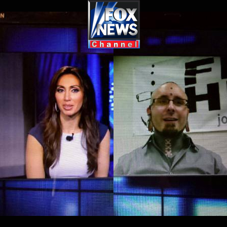 Click to view Joshua Coburn as featured on Fox News Live! (Segment 3: begins at 15 min 10 seconds in)