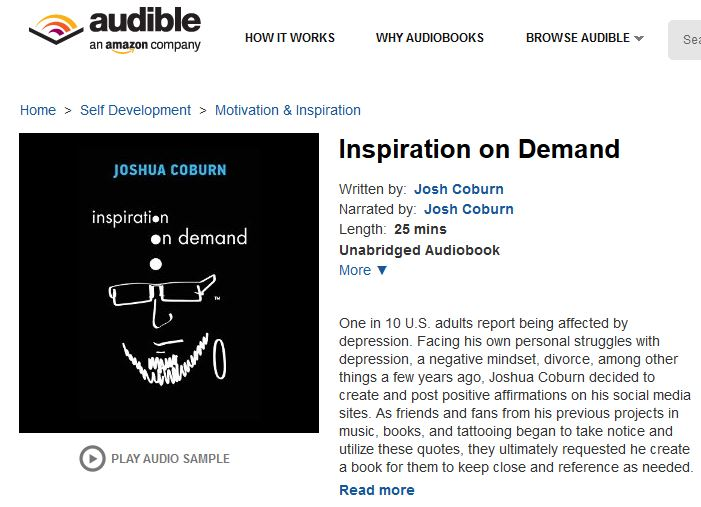 Click to access the audio version of Inspiration on Demand!