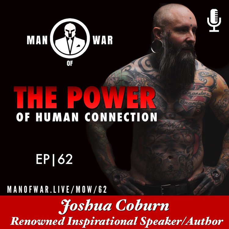 Joshua Coburn:  Man of War Podcast