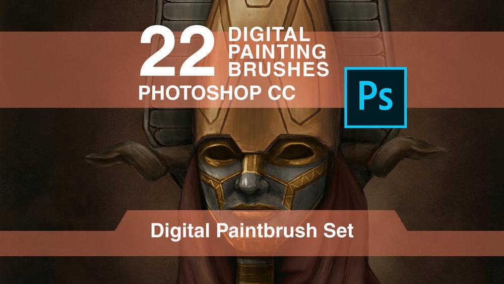 Download Digital Painting Brushes