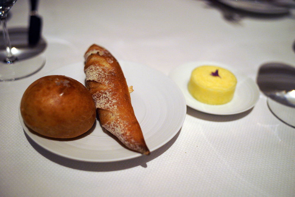 The brioche (left) was my favorite - I had 5 of them