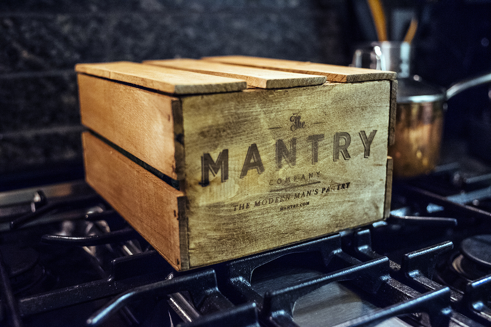Manly Mantry Box