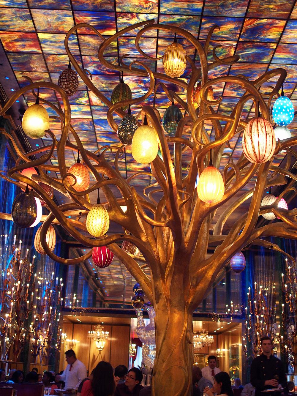 Faberge Egg Tree