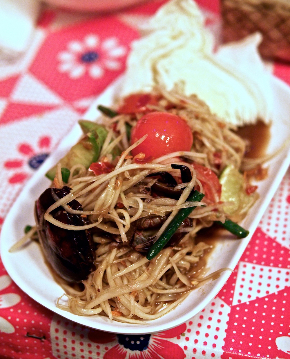 Papaya Pok Pok salad