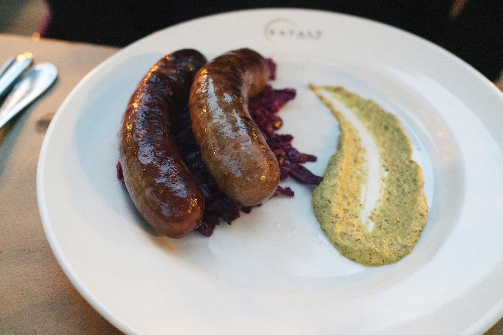 Probusto - pork and beef sausage