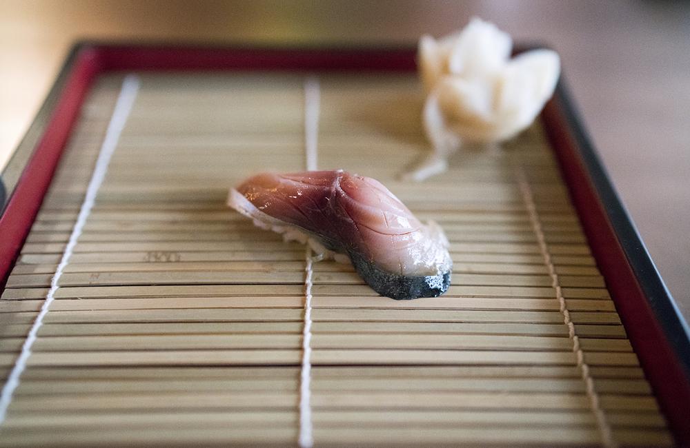 Aji (Horse Mackerel), Japan
