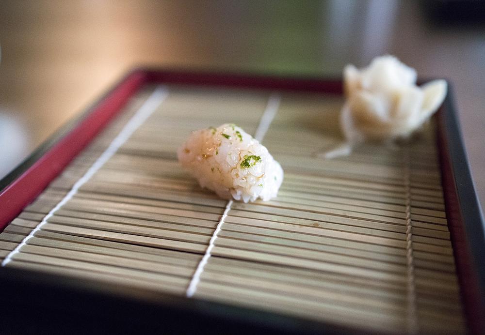 Shiro Ebi (Sweet Baby White Shrimp)