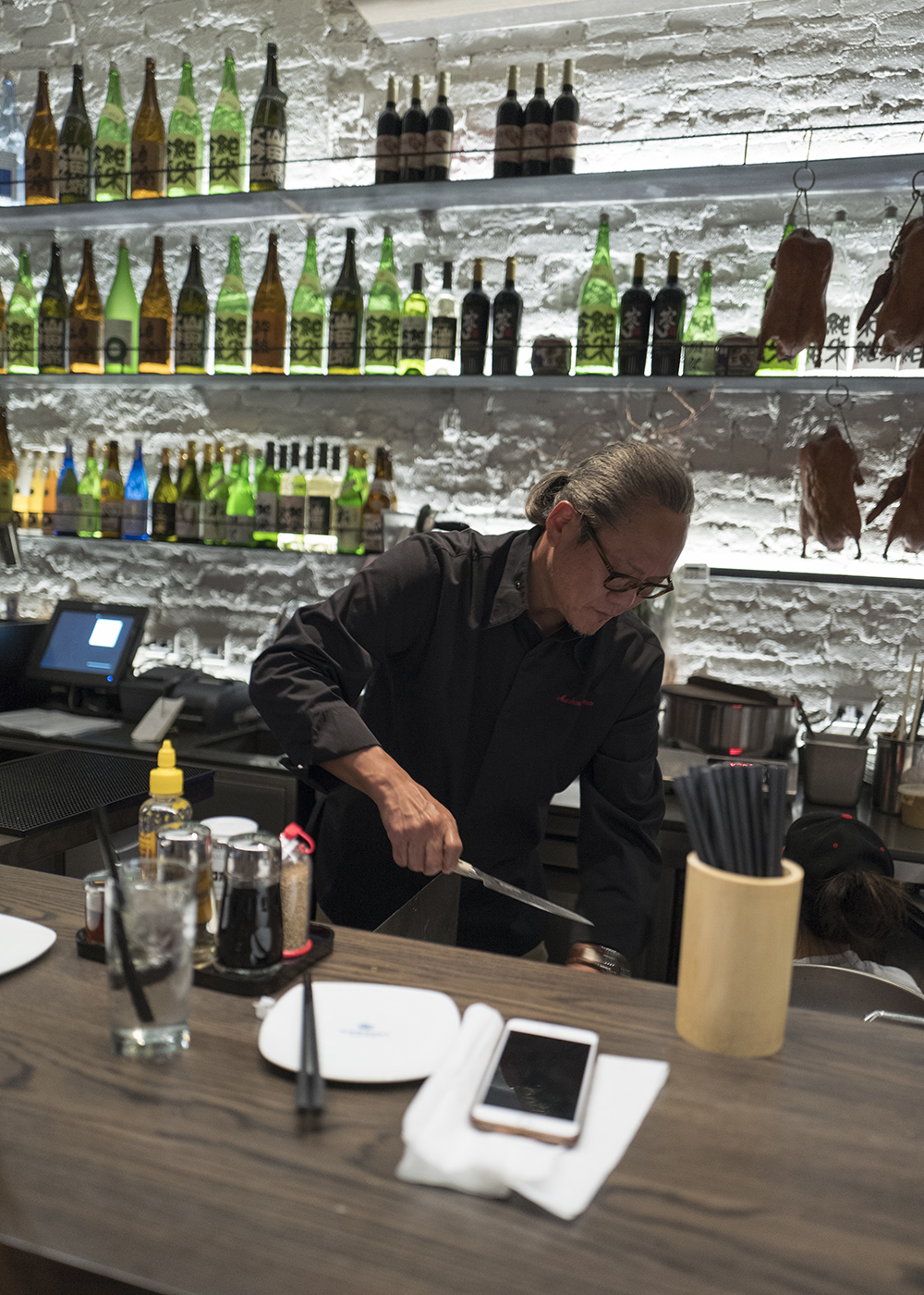 Hardest working chef