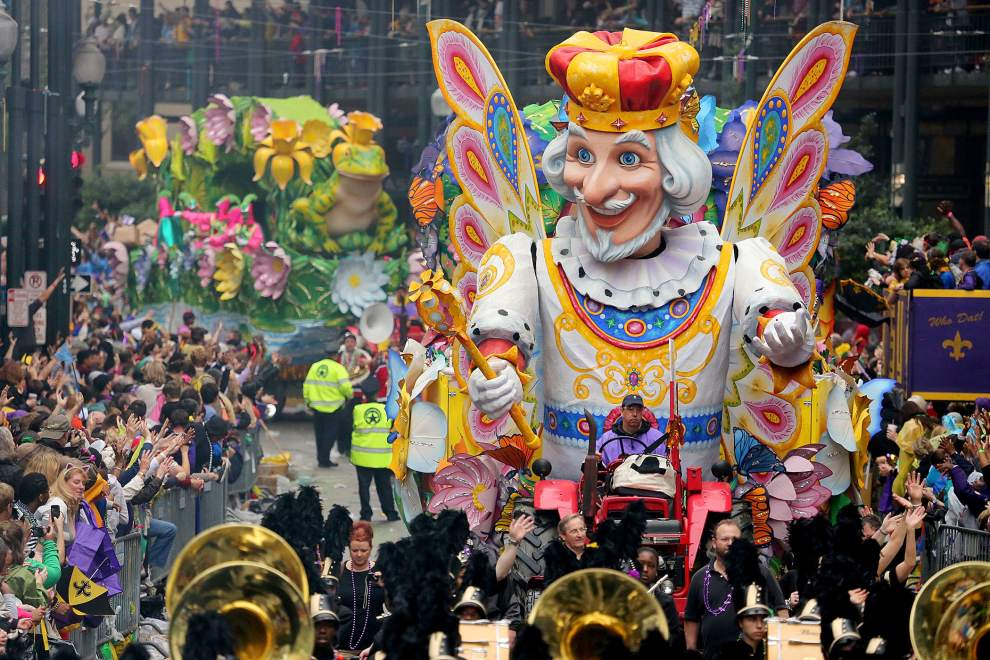 Mardi Gras Tour Packages New Orleans French Quarter