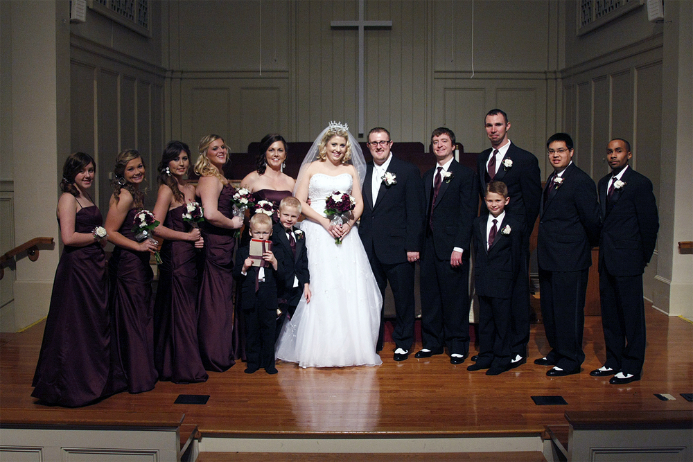 Courtney and Ryan's Wedding