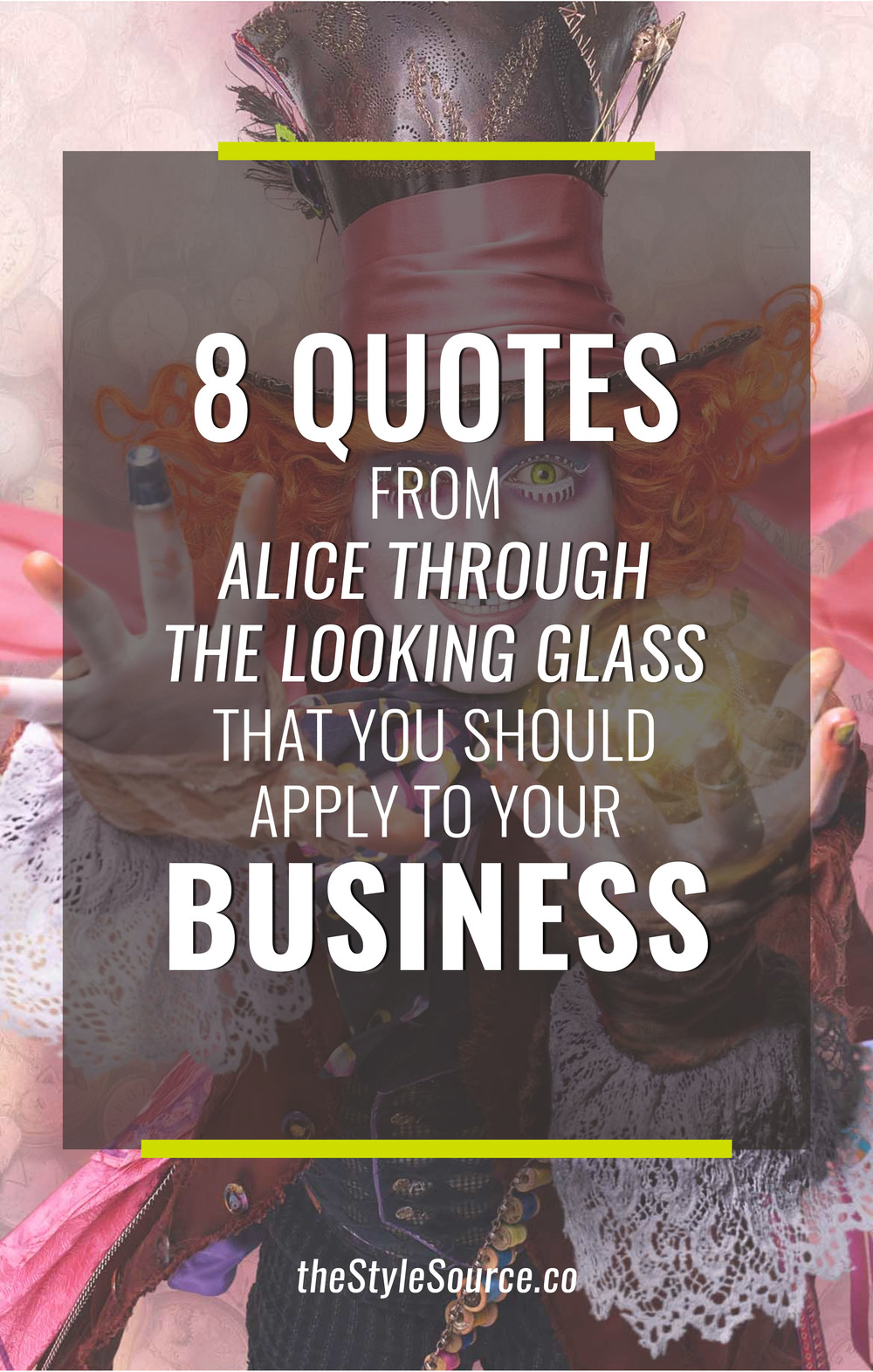 Through The Looking Glass Quotes Simple 8 Quotes From Alice Through The Looking Glass That You Should