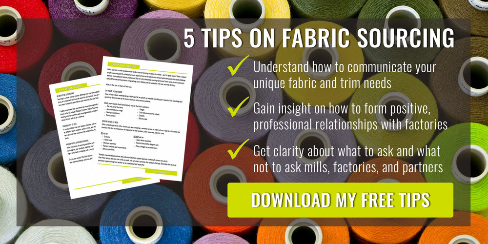 5 Tips on Fabric Sourcing Download