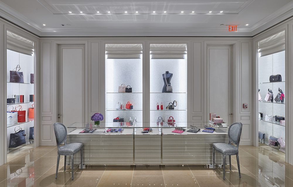 A look inside the new Dior store at The Shops Buckhead Atlanta
