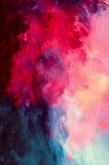 abstract fuchsia navy clouds.jpg