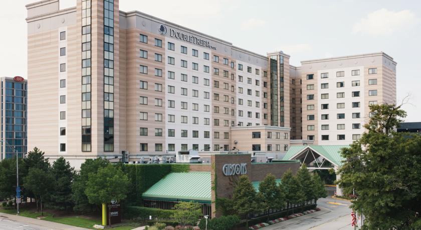Double Tree Hotel Rosemont