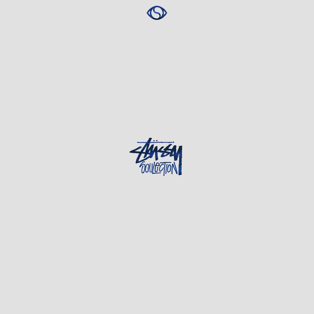 SOULECTION STUSSY COLLABORATION