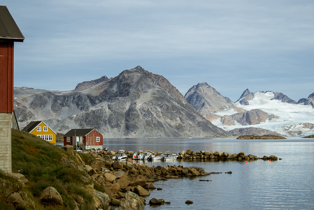 The strange, enchanting serenity of the village of Kulusuk, Greenland.