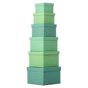 Fina lådor från Bungalow, kostar mellan 59-169 kr/st.