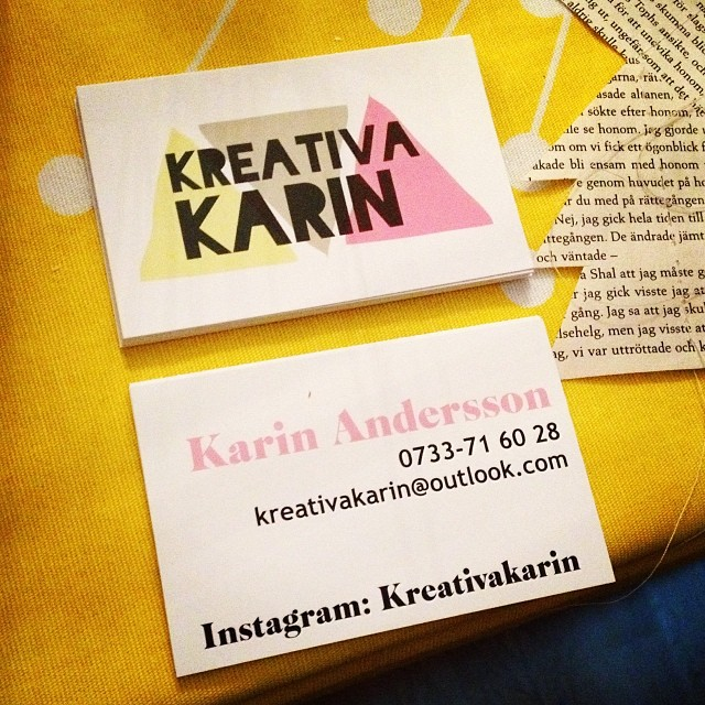 Foto: Kreativa Karin