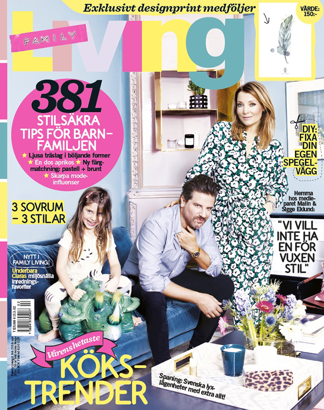 Family Living Magazine Om Oss Family Living