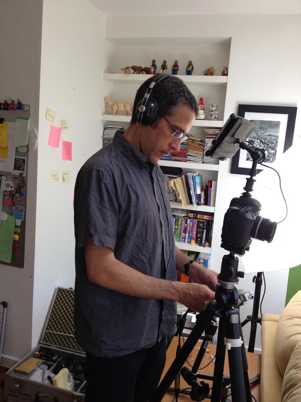 Producer Steve