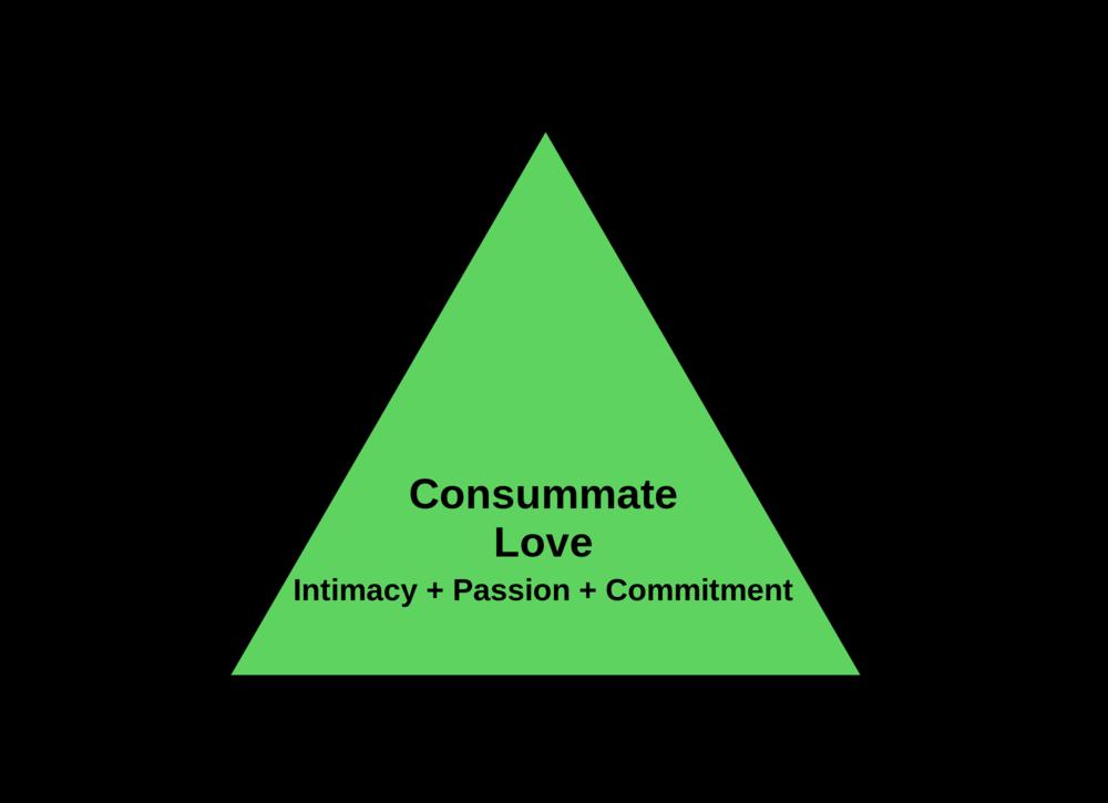 SOURCE: Sternberg, Robert J., 1986.A triangular theory of love.Psychological Review, Vol 93(2), Apr 1986, 119-135.
