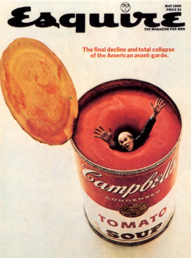 Esquire Magazine. May 1969.