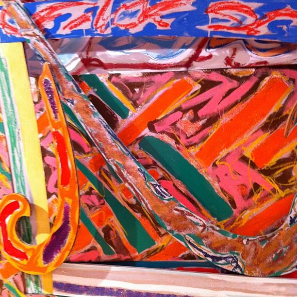 Frank Stella. Wow! (at Tate Liverpool)