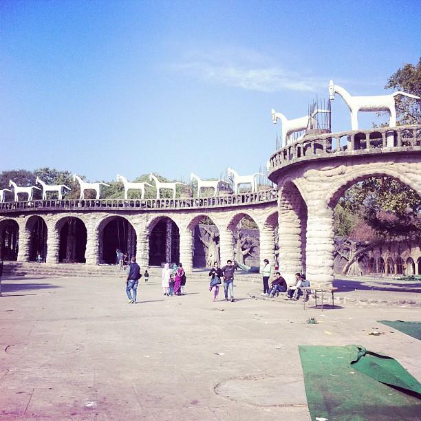 Rock garden Phase 3 (at Chandigarh)