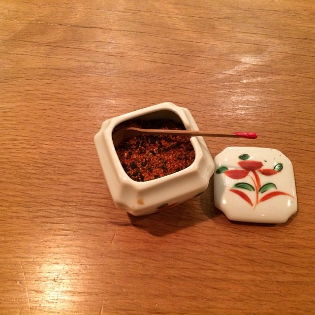 #spicebox of the cutest sort. #japanese #novelty #cute #food