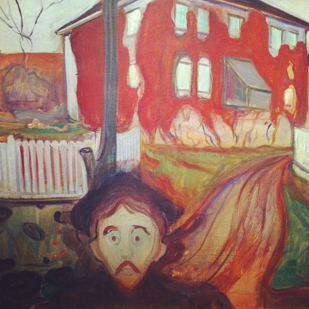 Munch (Taken with  Instagram  at Tate modern)
