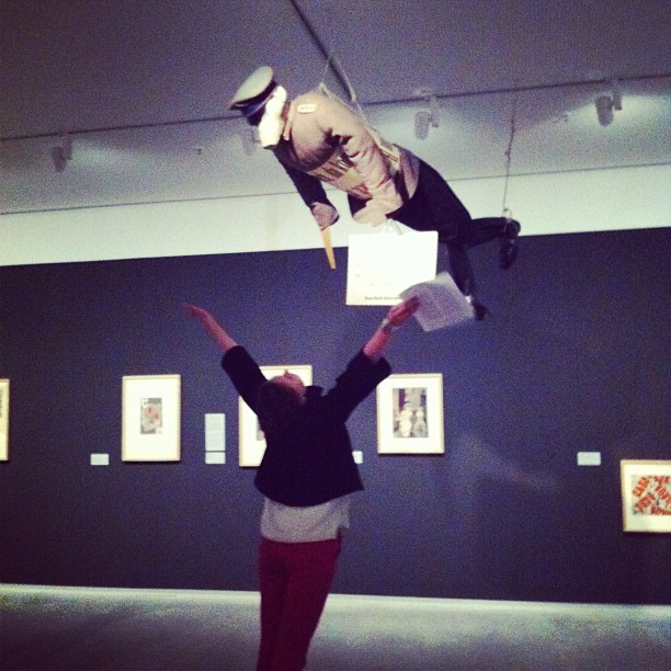Dadadadada (Taken with  Instagram  at Berlinische Galerie)