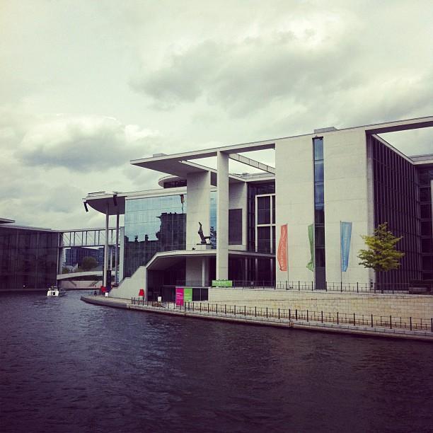 Ah Berlin! (Taken with  Instagram  at Marschallbrücke)